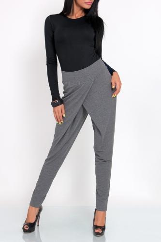 Módní balvněné kalhoty
