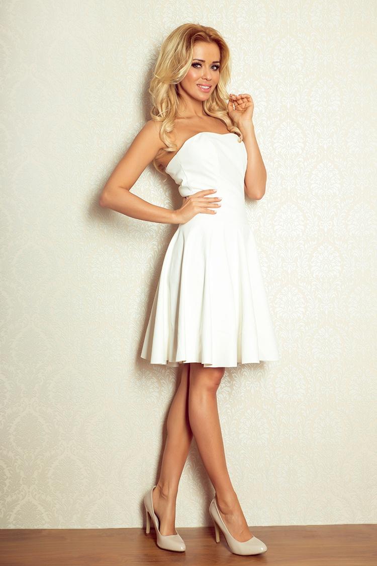 Korzetové šaty z eko-kůže 360327e270