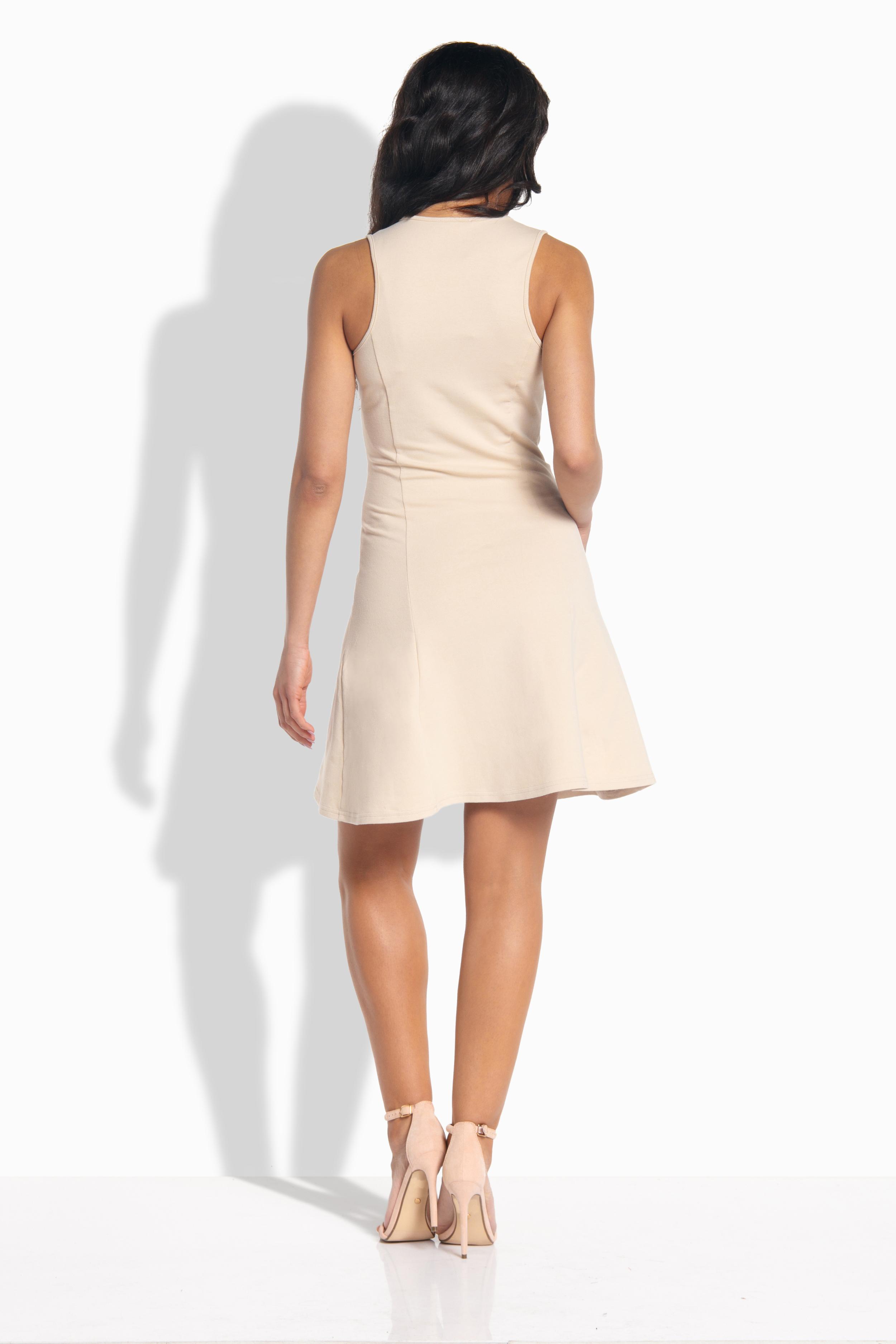 Zipové šaty