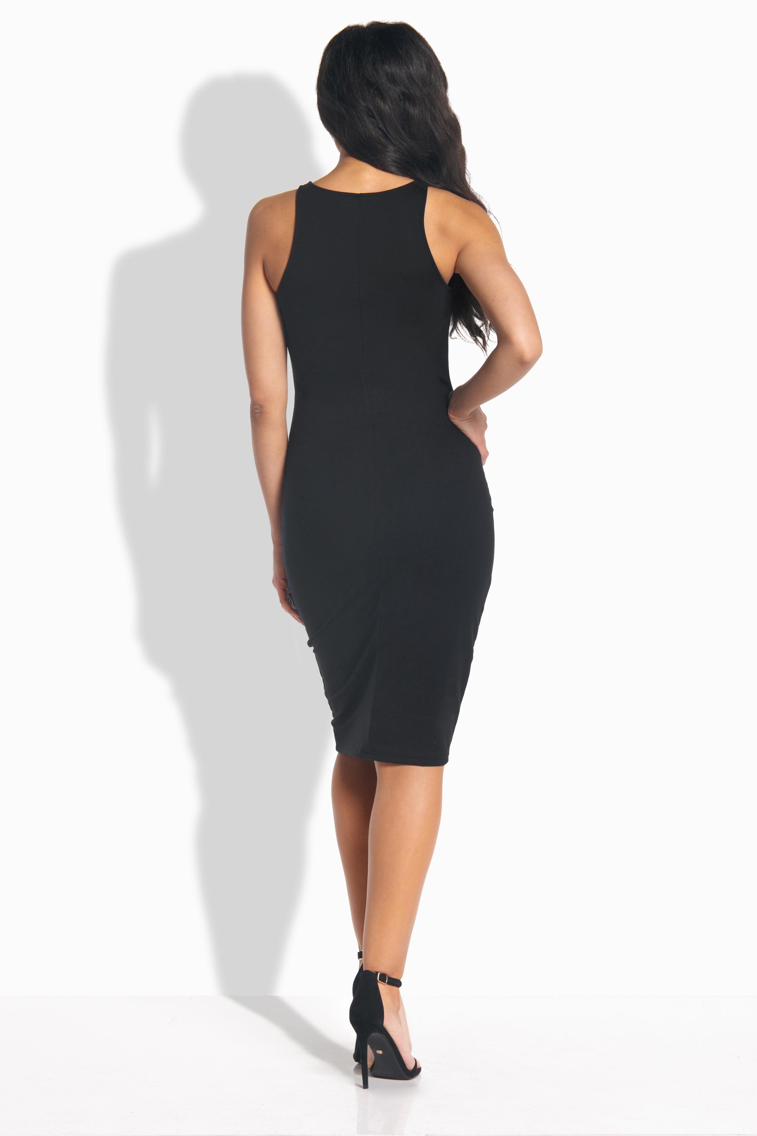 Elegantní pouzdrové šaty